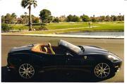 2010 Ferrari California Convertible