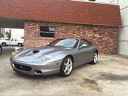 2002 Ferrari 575 6 Speed Manual
