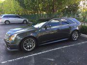 2012 Cadillac CTS V