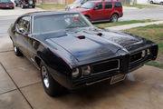 1968 Pontiac GTO 83627 miles