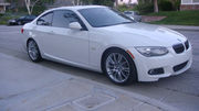 2013 BMW 3-Series 335I Coupe M Sport Package