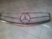 Mercedes Benz W113 Stainless Steel Grill