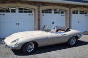 1968 Jaguar E-Type 80000 miles