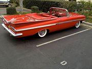 1959 Chevrolet Impala Turnkey Restoration