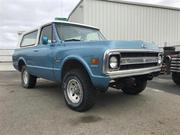 Chevrolet 1970 1970 Chevrolet Blazer base