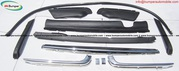 Mercedes W107 bumper kit new ( R107, 280SL,  380SL,  450SL )