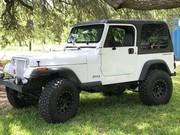 1992 Jeep Wrangler YJ