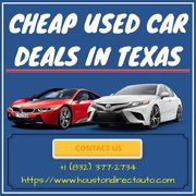 Top Conditioned Houston Luxury Used Cars At Cheap Price
