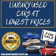 Top Luxury Used Car Deals In Houston - HDA