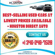 Best Selling Used Cars For Sale In Texas - HDA